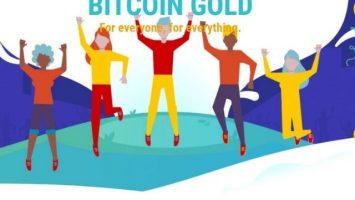 Investice do Bitcoin Gold (BTG)