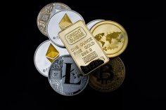 Investice do kryptoměny kryté zlatem