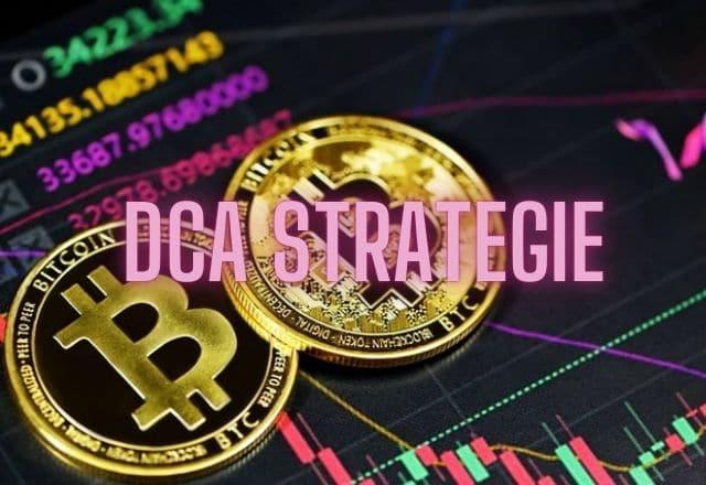 DCA strategie na kryptoměny