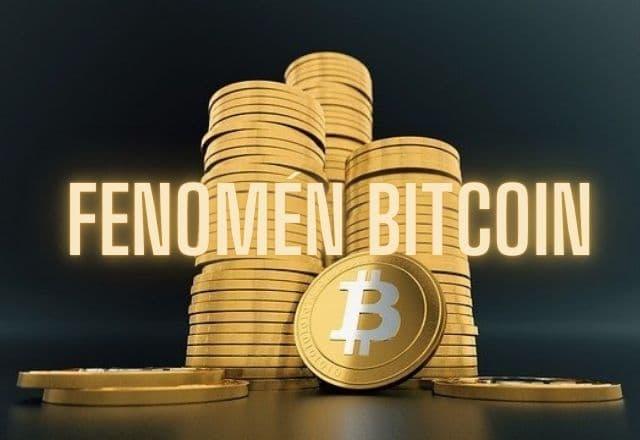 Fenomén bitcoin