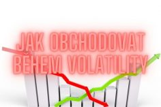 Jak obchodovat kryptoměny během volatility
