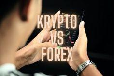 Krypto vs forex: Bobchodování s BTC nebo forex?