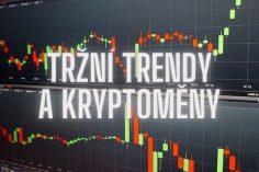 Jak identifikovat tržní trendy při obchodování s kryptoměnami