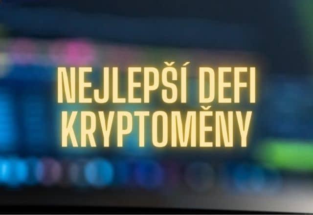 DeFi kryptoměny